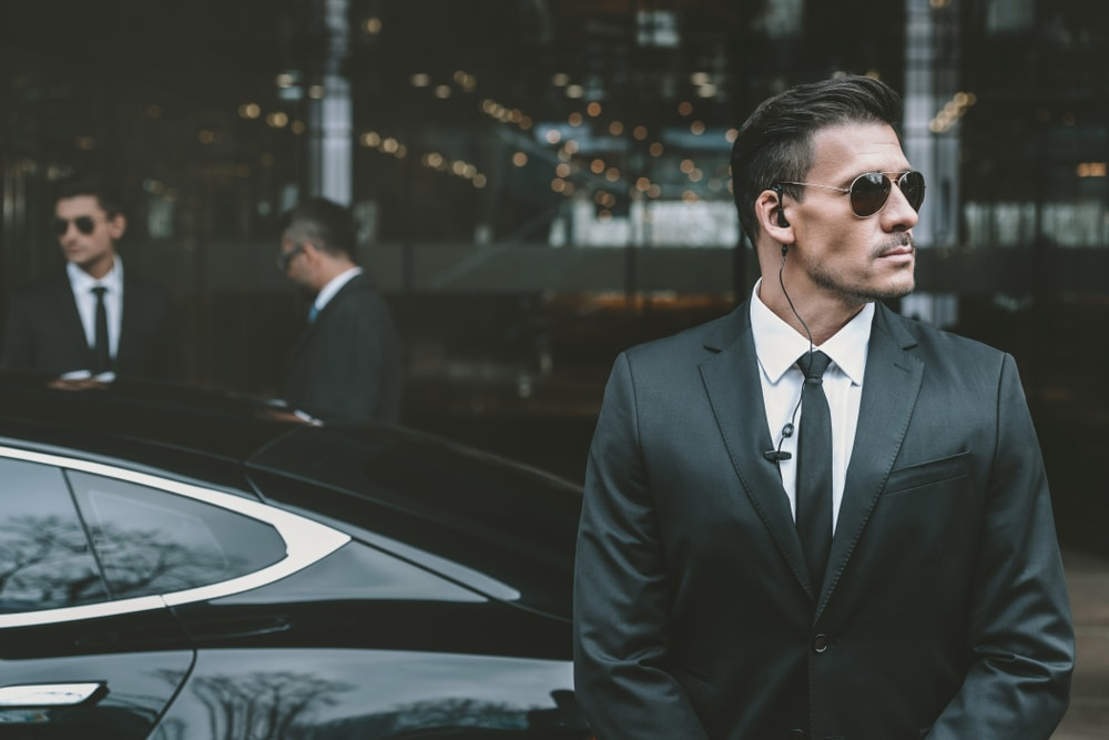The Many Benefits Of Private Security For High Profile